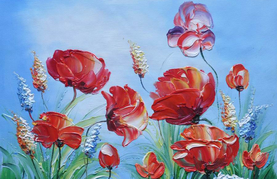 Bluesky-Poppies-Rachel